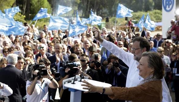 Rajoy responde al PSOE que trabajará 'día a día' para ganarse la gobernabilidad