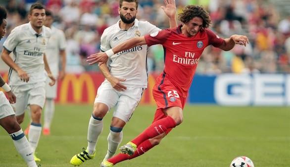 El Real Madrid cae frente al PSG en su primer partido de pretemporada (1-3)