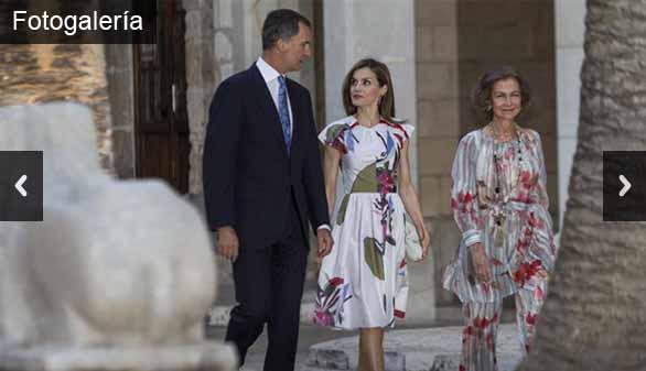 Los Reyes siguen ampliando su recepción a la sociedad balear