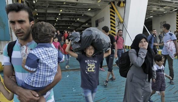 España recibirá a 17.680 refugiados, la tercera cifra más alta en Europa