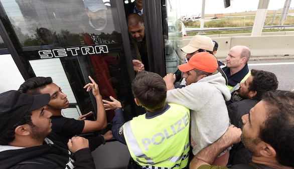 Las cuotas de acogida de refugiados enfrentan a Europa
