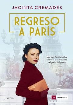 Jacinta Cremades: Regreso a París