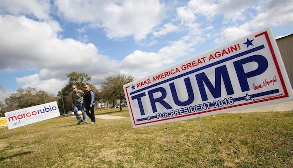 Trump contra todos, todos contra Trump