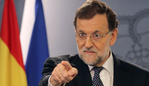 Rajoy estudia aplicar el artículo 155 y suspender la autonomía