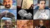 Los protagonistas de la ciencia en 2014