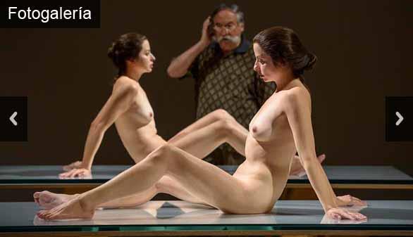 Impactante retrospectiva sobre escultura hiperrealista en el Bellas Artes de Bilbao