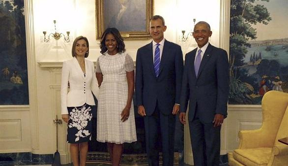 Obama apuesta por una España
