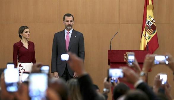 El Rey impulsa en México el primer examen internacional de dominio del español
