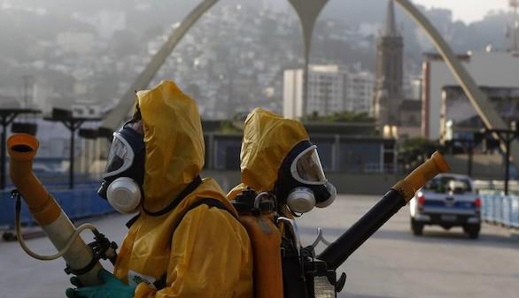 La amenaza del zika planea sobre los Juegos de Río
