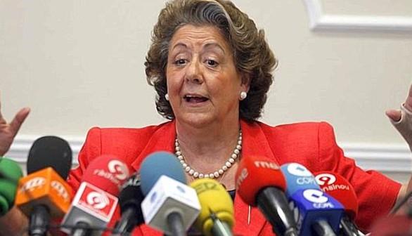 Las facturas de Rita Barberá y su equipo de Gobierno