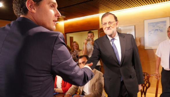 Rajoy: '170 escaños es una cifra importante, pero no es suficiente'