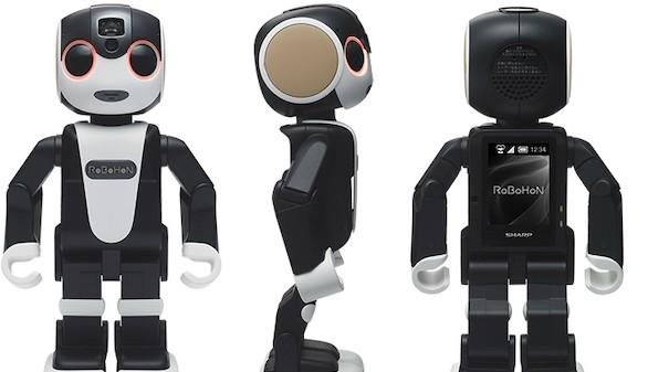 Un teléfono móvil que anda y baila: comercializan el primer terminal robot