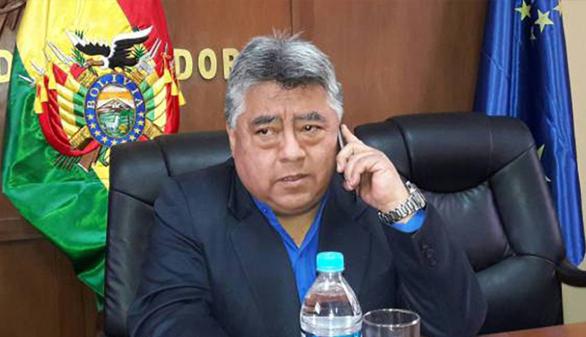 El viceministro boliviano fue torturado durante horas