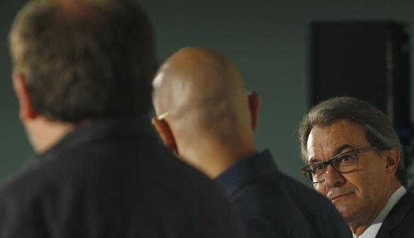 Cábalas sobre el futuro en la presidencia de Artur Mas