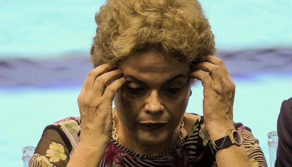 La mayoría del Senado brasileño, favorable a la destitución de Rousseff