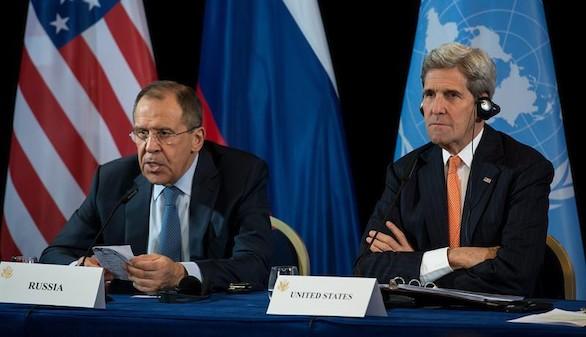 EEUU y Rusia acuerdan el cese de la violencia en Siria en el plazo de una semana
