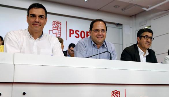 Sánchez inaugura el Comité confirmando que quiere ser candidato