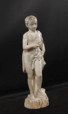 San Juan Bautista niño o San Juanito. Foto: Museo del Prado