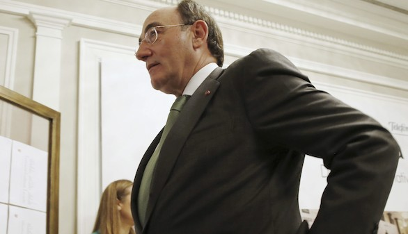 Iberdrola ganó 841 millones de euros hasta marzo