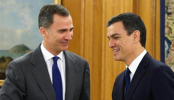 Sánchez tiene una semana para presentarle al Rey un pacto de Gobierno