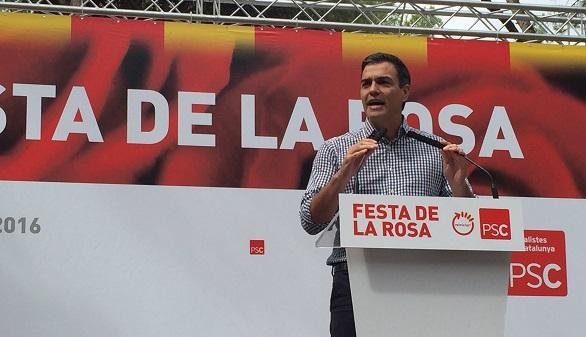 Sánchez insiste en el pacto imposible con Podemos y Ciudadanos