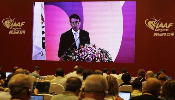 Sebastian Coe, elegido presidente de la IAAF