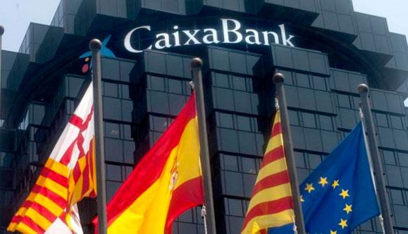 Caixabank gana 966 millones hasta septiembre