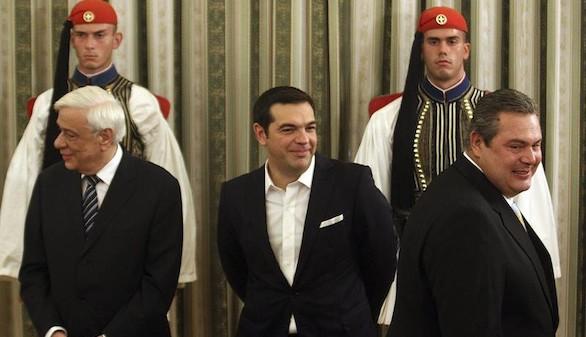 El segundo Gobierno de Tsipras jura el cargo y se prepara para aplicar las reformas de Bruselas