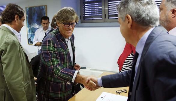 Simón Casas se convierte en el primer empresario extranjero al frente de Las Ventas