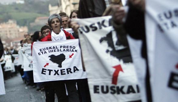 La Audiencia Nacional deniega el acercamiento a 30 presos de ETA