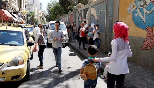 Calma tensa tras la expiración de la tregua en Siria
