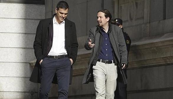 Las encuestas coinciden: Unidos Podemos supera al PSOE como segunda fuerza