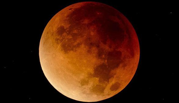 La Superluna no volverá a coincidir con un eclipse lunar hasta 2033