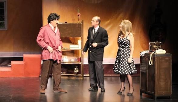 Tirinto&Co se sube al escenario del Arapiles con Susana quiere ser decente
