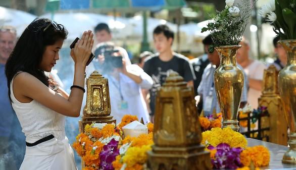 La Policía cree que hay varios implicados en el atentado de Bangkok