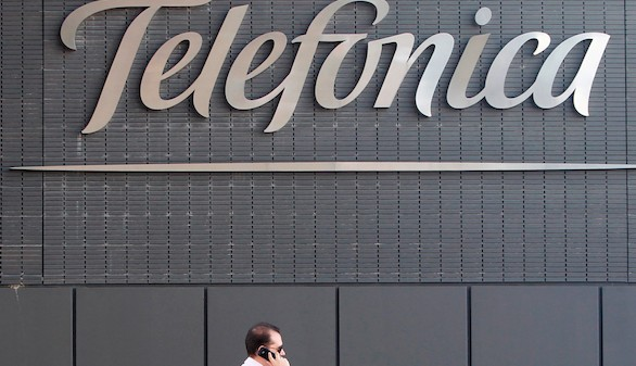 Telefónica gana 1.241 millones en el primer semestre