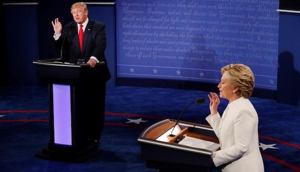 Trump siembra la duda sobre la limpieza de las elecciones
