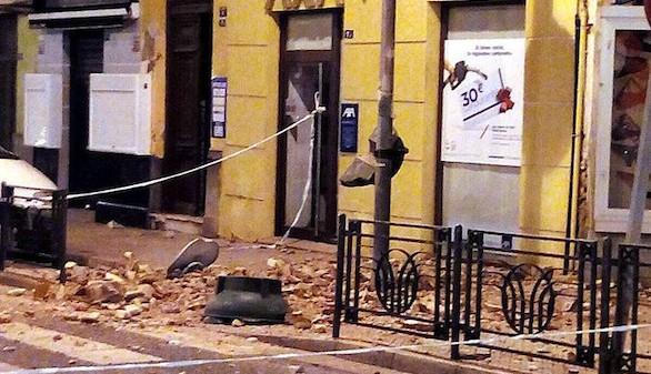 Un terremoto de 6,1 grados en el mar de Alborán sacude Melilla y Andalucía