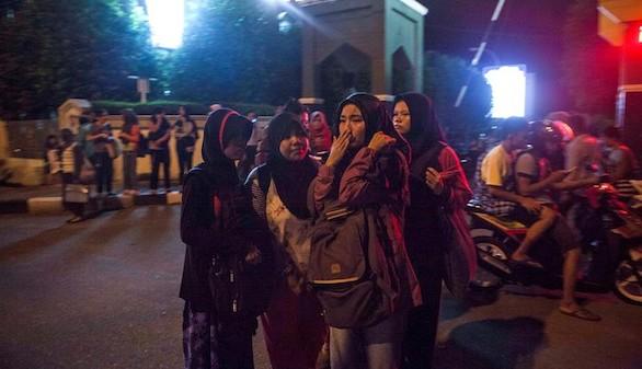 Terremoto de 7,9 grados en Indonesia