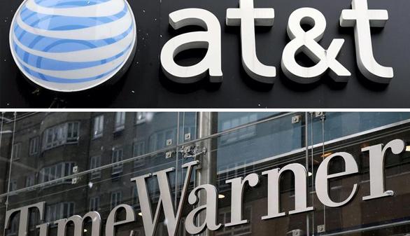 AT&T compra Time Warner por 85.400 millones, la mayor fusión del año