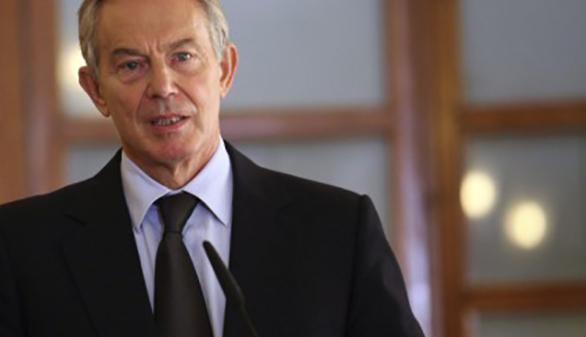 Tony Blair renuncia a su cargo en el Cuarteto de Oriente Medio