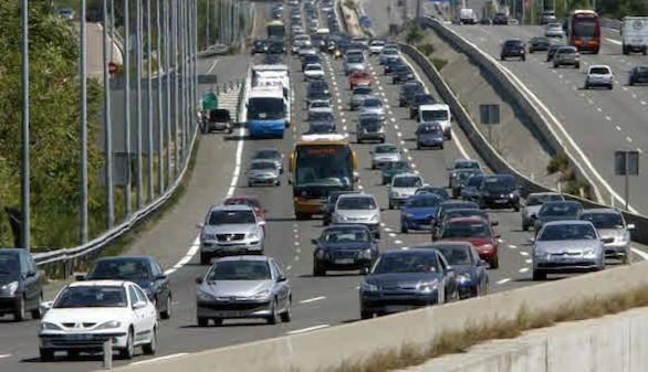 Arranca la segunda operación especial de tráfico del verano que prevé 4,6 millones de desplazamientos