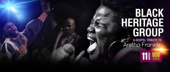 Tributo a Aretha Franklin en el XI Festival Góspel Canarias