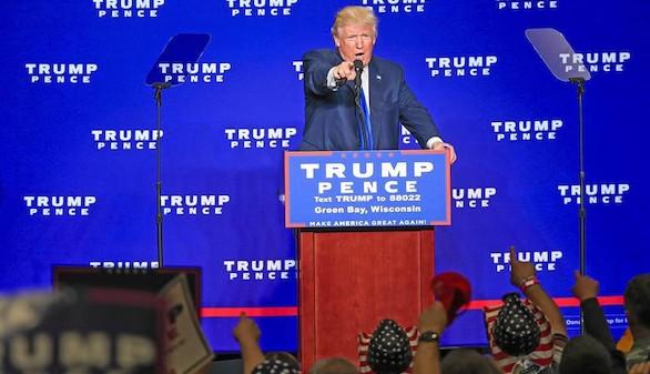 Trump insiste en la conspiración y asegura que los comicios están amañados
