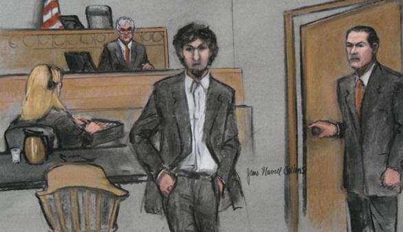 Pena de muerte para Tsarnaev por el atentado de Boston