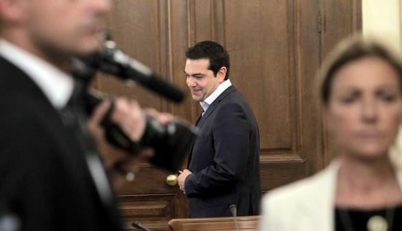 Última oportunidad para Grecia: Tsipras presenta su plan