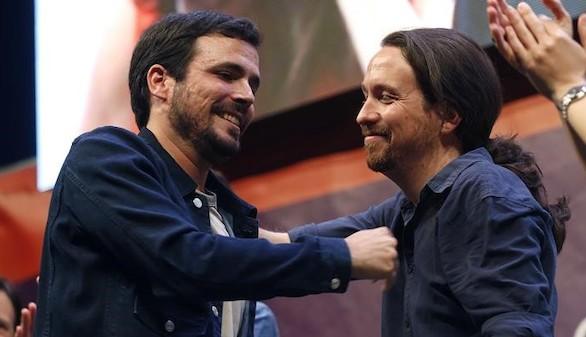 Iglesias cede y Garzón será el portavoz de Hacienda de Unidos Podemos