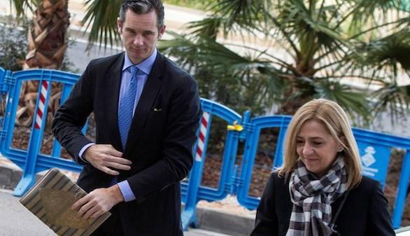 Urdangarin dice que la Infanta no era un 'escudo fiscal'