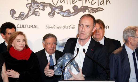 Miguel del Arco gana el VII Premio Valle-Inclán por De ratones y hombres
