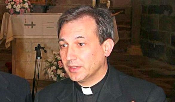 Detenido un religioso español por divulgar documentos secretos